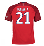 2016-17 PSG Away Shirt (Ben Arfa 21) - Kids