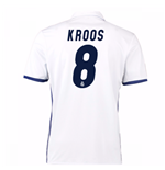 2016-17 Real Madrid Home Shirt (Kroos 8)