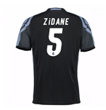 2016-17 Real Madrid 3rd Shirt (Zidane 5) - Kids