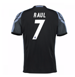 2016-17 Real Madrid 3rd Shirt (Raul 7) - Kids