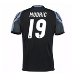 2016-17 Real Madrid 3rd Shirt (Modric 19)