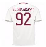 2016-17 Roma Away Shirt (El Shaarawy 92) - Kids