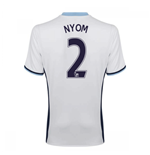 2016-17 West Brom Albion Home Shirt (Nyom 2)