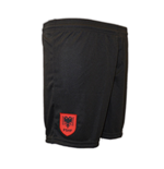 2016-2017 Albania Macron Training Shorts (Black)