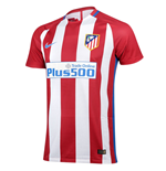 2016-2017 Atletico Madrid Nike Vapor Home Match Shirt
