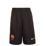 2016-2017 Barcelona Home Nike Goalkeeper Shorts (Black) - Kids