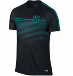 2016-2017 Barcelona Nike Training Shirt (Black Energy) - Kids