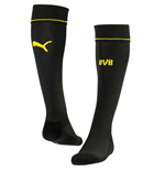 2016-2017 Borussia Dortmund Away Puma Socks (Black) - Kids