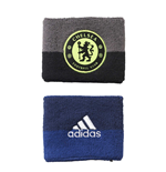 2016-2017 Chelsea Adidas Wristbands (Blue)