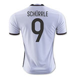 2016-2017 Germany Home Shirt (Schurrle 9)