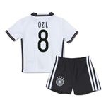 2016-2017 Germany Home Mini Kit (Ozil 8)