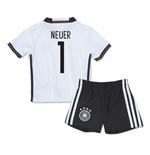 2016-2017 Germany Home Mini Kit (Neuer 1)