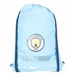 2016-2017 Man City Nike Allegiance Gym Bag (Sky Blue)