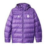 2016-2017 Real Madrid Adidas Down Jacket (Purple)
