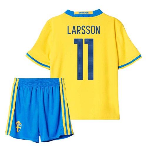 Buy Official 2016 2017 Sweden Home Mini Kit Larsson 11