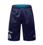 2016-2017 Newcastle Puma Training Shorts (New Navy)