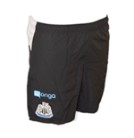 2016-2017 Newcastle Puma Leisure Shorts (Black)