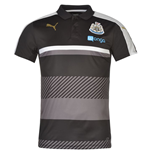 2016-2017 Newcastle Puma Leisure Polo Shirt (Black) - Kids