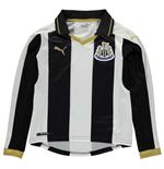 2016-2017 Newcastle Home Long Sleeve Shirt (Kids)