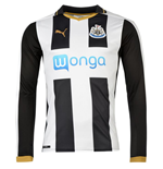 2016-2017 Newcastle Home Long Sleeve Shirt