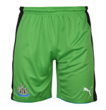 2016-2017 Newcastle Home Goalkeeper Shorts (Green)