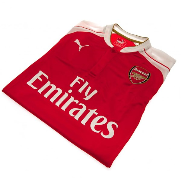 Arsenal F.C. Henry Signed Shirt