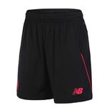 2016-2017 Celtic Third Shorts (Black) - Kids