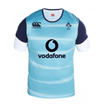 2016-2017 Ireland Rugby Vapodri Pro Training Jersey (Spearmint)