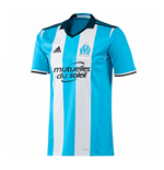 2016-2017 Marseille Adidas Third Football Shirt (Kids)