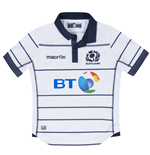 2016-2017 Scotland Away Replica Rugby Shirt (Kids)