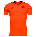 2016-2017 Valencia Adidas Third Football Shirt (Kids)