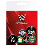 WWE Badge Pack - Logos