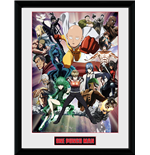 One-Punch Man Print 257962