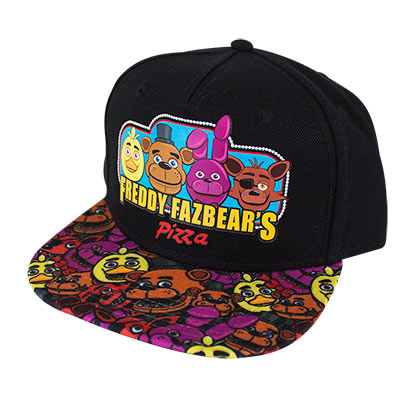 FIVE NIGHTS AT FREDDY'S Youth Snapback Hat