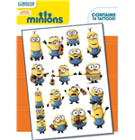 Despicable me - Minions Tattoos 258201