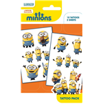 Despicable me - Minions Tattoos 258202