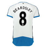 2015-16 Newcastle Home Shirt (Beardsley 8)