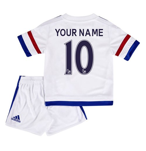 2015-2016 Chelsea Away Baby Kit (Your Name)