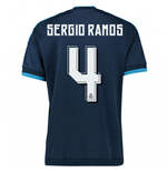 2015-2016 Real Madrid Third Shirt (Sergio Ramos 4) - Kids