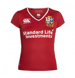 2016-2017 British & Irish Lions Home Pro Vapodri Rugby Shirt (Womens)