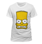 Simpsons T-Shirt Bart Face
