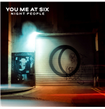 Vynil You Me At Six - Night People