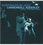 Vynil Cannonball Adderley - Live At The Half Note
