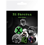 Ed Sheeran Pin 258780