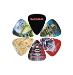 Iron Maiden Guitar Pick Set