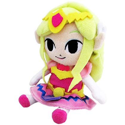 Zelda Plush Doll