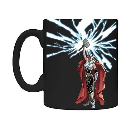 THOR Female Heat Reveal Coffee Mug
