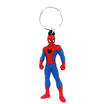 Spiderman Figurine Keychain