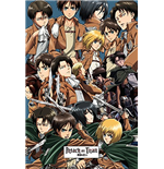 Attack on Titan Poster 258889