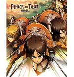 Attack on Titan Poster 258891